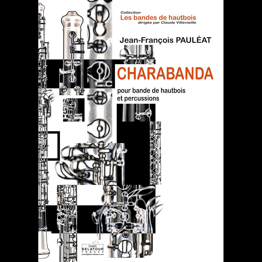 Charabanda für Oboe Ensemble und Perkussion