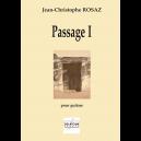 Passage I für Gitarre
