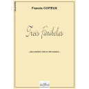 Trois fariboles for saxhorn and piano