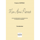 Mon ami Pierrot for bass saxhorn or euphonium and concert band (FULL SCORE)