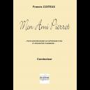 Mon ami Pierrot für Bass Saxhorn oder Euphonium und Blasorchester (FULL SCORE)