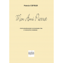 Mon ami Pierrot for bass saxhorn or euphonium and concert band PARTS)