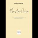 Mon ami Pierrot für Bass Saxhorn oder Euphonium und Blasorchester (MATERIAL)