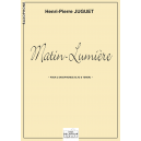 Matin-lumière for 2 saxophones