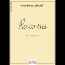 Rencontres for 2 alto saxophones