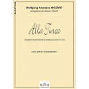 Alla turca (Saxophonquartett Version)