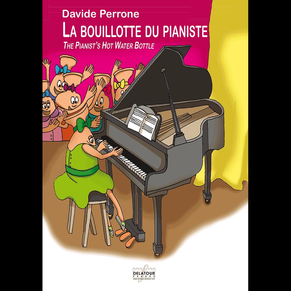 The Pianist's Hot Water Bottle (Klavier zu 4 Händen, Schüler/Lehrer)