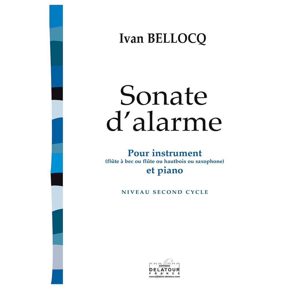 Sonate d'alarme (with piano)