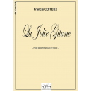 La Jolie Gitane for alto saxophone and piano