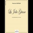 La Jolie Gitane für Altsaxophon und Klavier