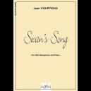 Swan's song pour saxophone alto et piano