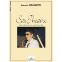 Sax theatre pour saxophone alto et piano