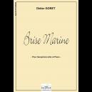 Brise marine pour saxophone alto et piano