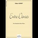 Entre danses für Altsaxophon und Klavier