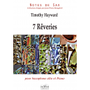 7 rêveries for alto saxophone and piano