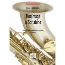 Hommage à Scriabine for alto saxophone and piano