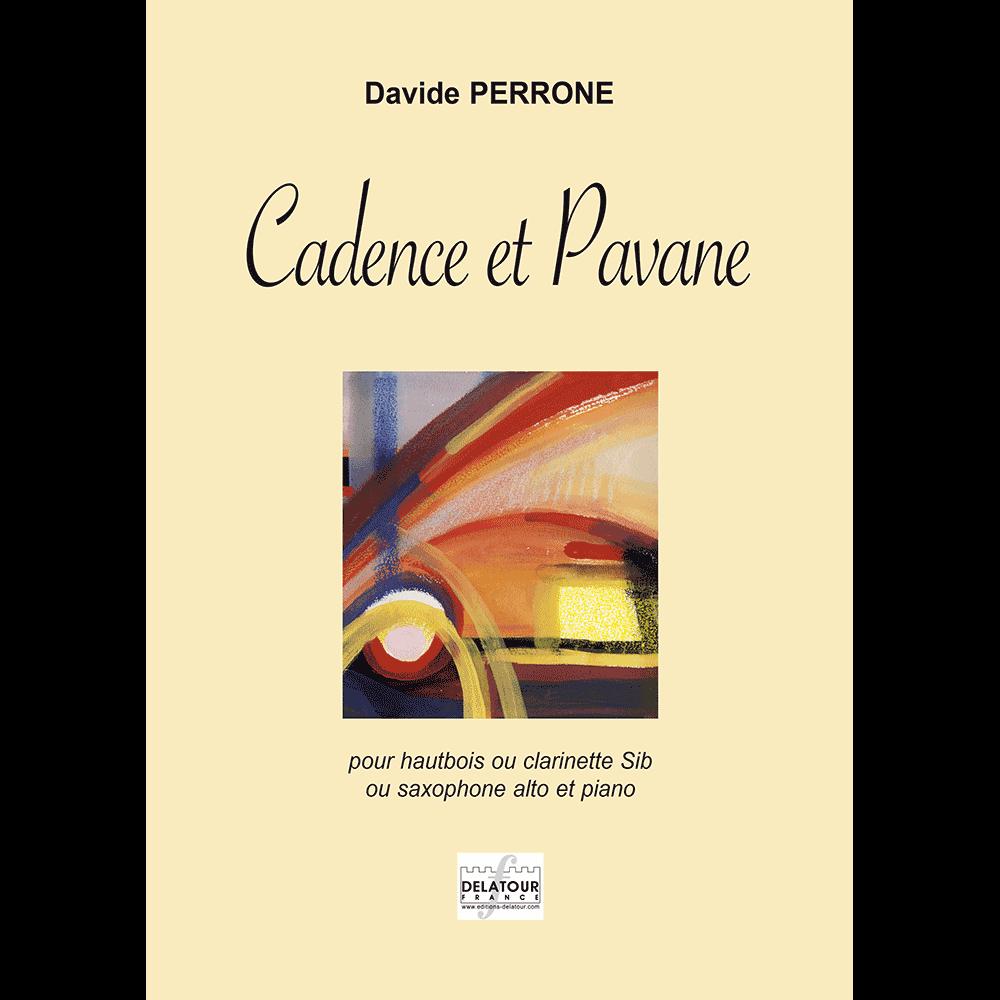Kadenz und Pavane für Oboe oder Klarinette oder Saxophon und Klavier