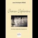 Chanson éléphantine für Kinderchor (SA) und Altsaxophon