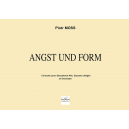 Angst und Form (Concerto for saxophone) - FULL SCORE