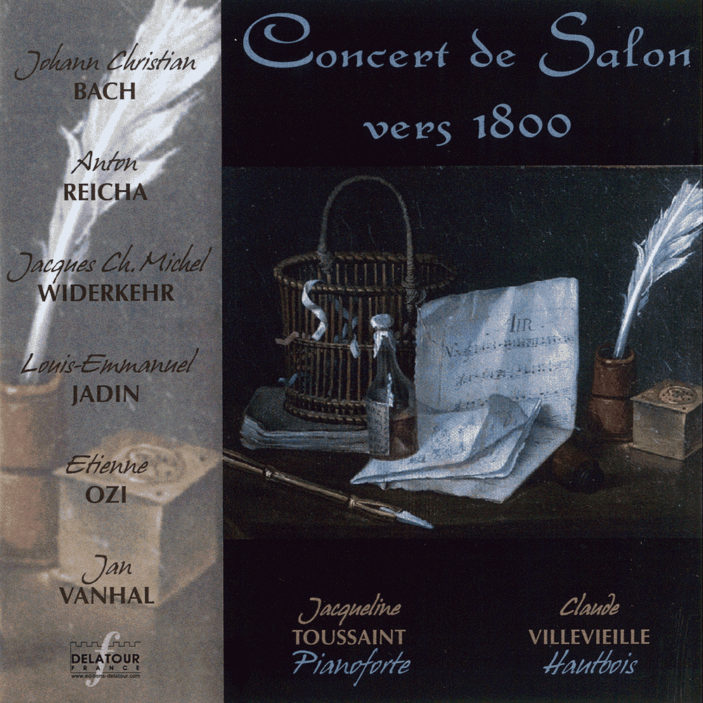 Concert de Salon vers 1800