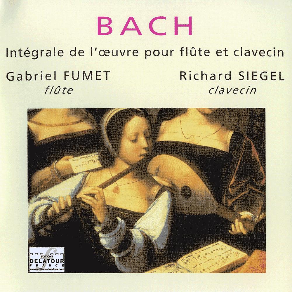 Sämtliche Sonaten für Flöte und Cembalo