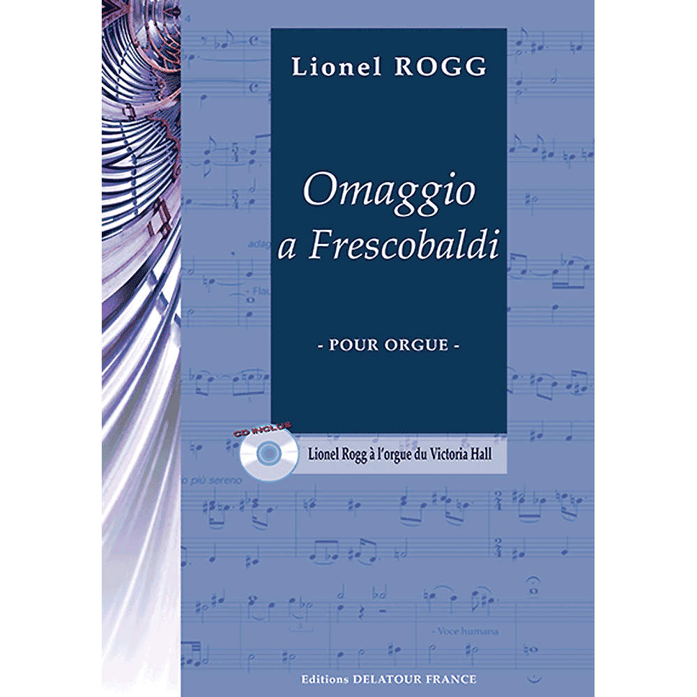 Omaggio a Frescobaldi for organ
