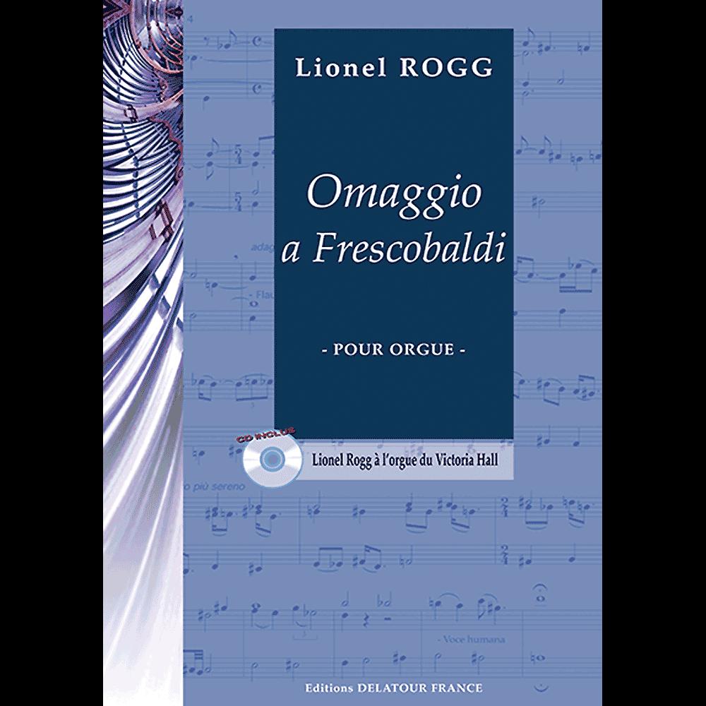 Omaggio a Frescobaldi for organ