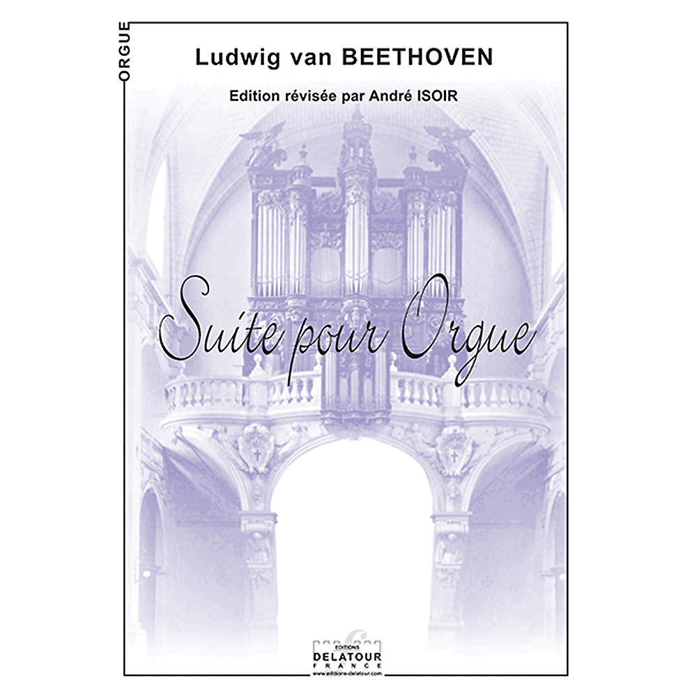 Suite for organ