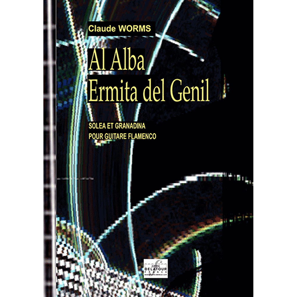 Al Alba & Ermita del Genil for flamenco guitar