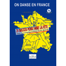 On danse en France - Vol. 1 pour accordéon