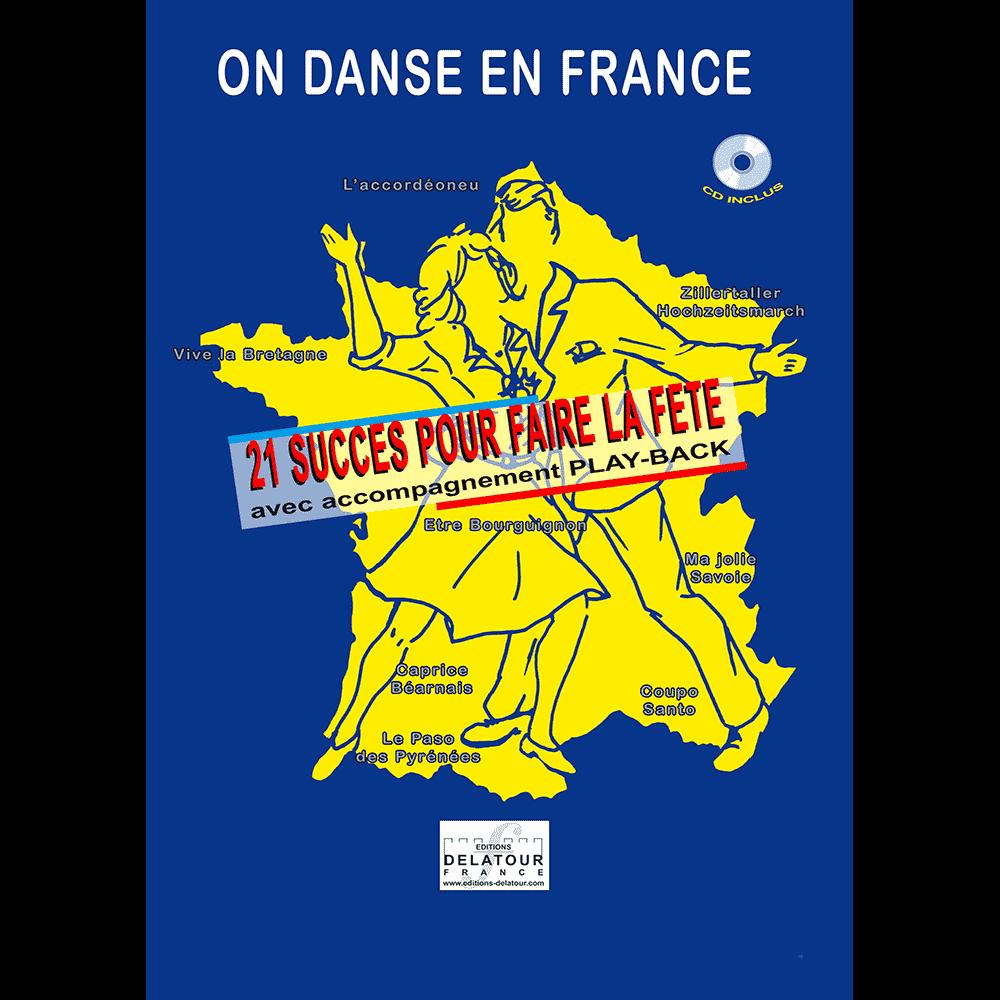 On danse en France - Band 1 für Akkordeon