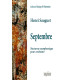 Septembre - Night Symphony for orchestra (Separate parts)