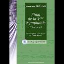 Final de la 4ème symphonie (Chaconne) pour orgue