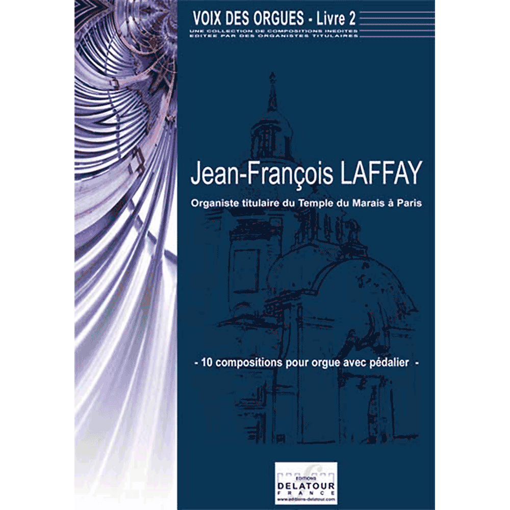 Voix des orgues - Book 2