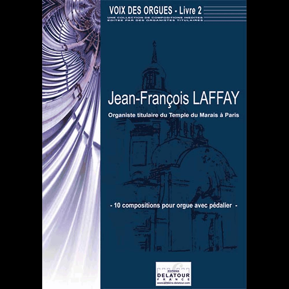 Voix des orgues - Buch 2