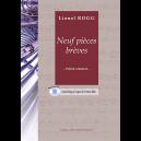 9 short pieces for organ
