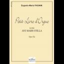 Petit livre d'orgue super Ave Maris Stella