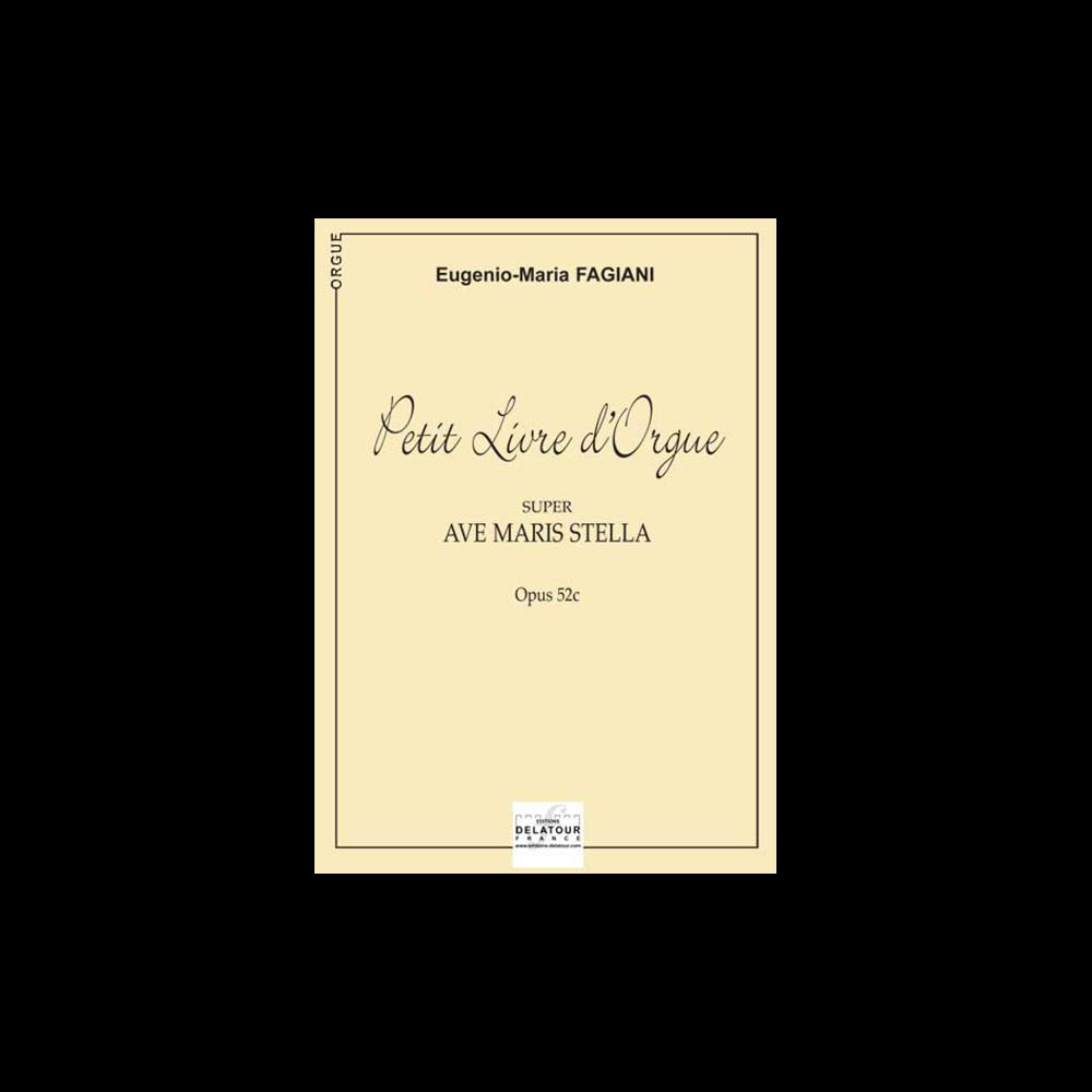 Little organ book super Ave Maris Stella