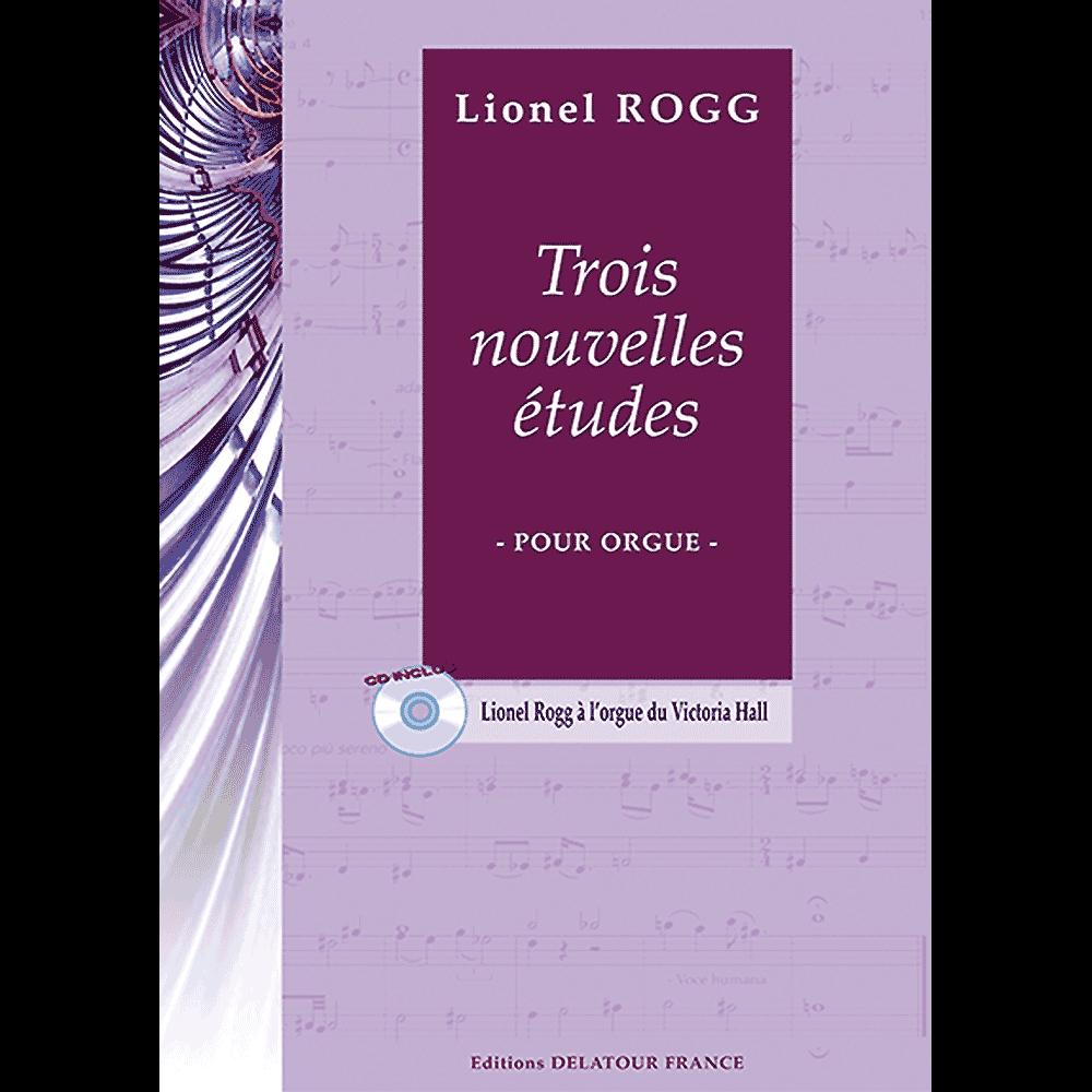 3 Neue Studien für Orgel