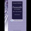 Passacaille en si mineur pour orgue (dans le style romantique)