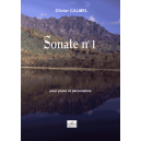 Sonate N°1 (Piano and percussion version)