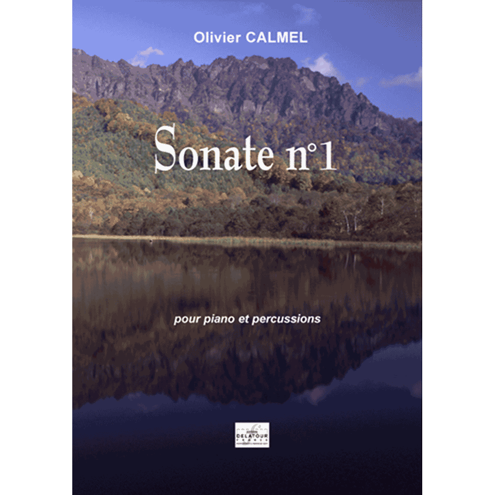 Sonate N°1 (Klavier und Perkussion Version)