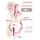 Nocturne opus 19 n°4 for double bass and piano