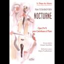 Nocturne opus 19 n°4 für Kontrabass und Klavier