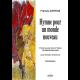 Hymne pour un monde nouveau für Blasorchester (FULL SCORE)