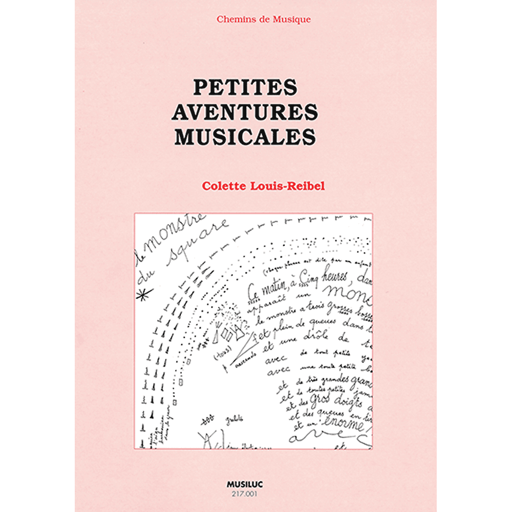 Petites aventures musicales (Partitur + Audio-CD)