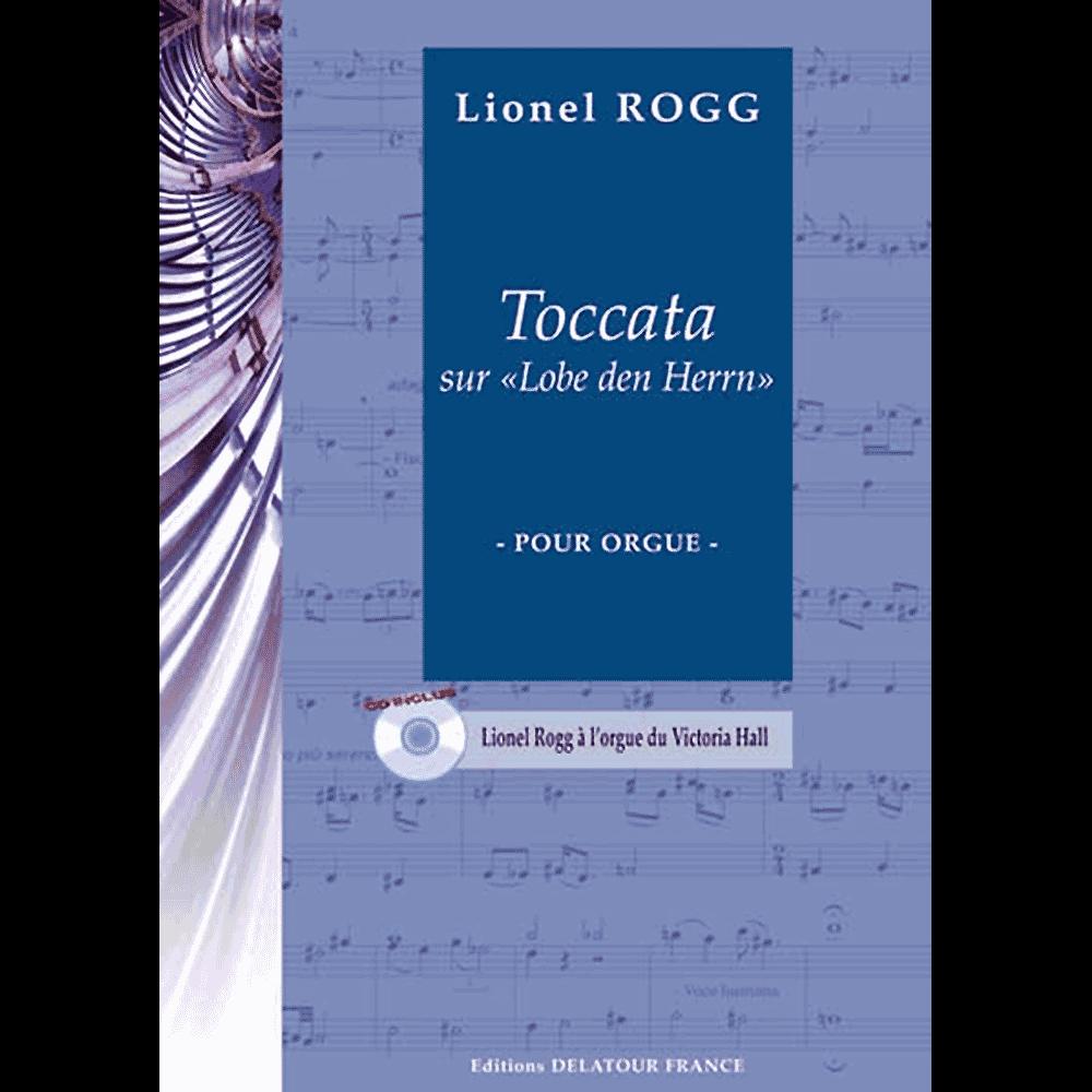 Toccata über Lobe den Herrn für Orgel