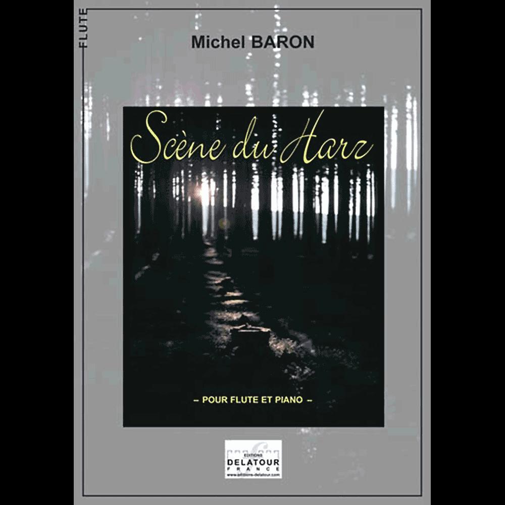 Scènes du harz for flute and piano