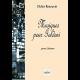 Musiques pour Goldoni für Gitarre