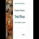 Trois Pièces pour hautbois et piano